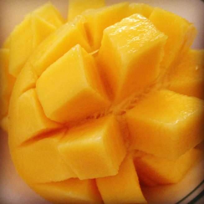 Mango season is well and truly here.